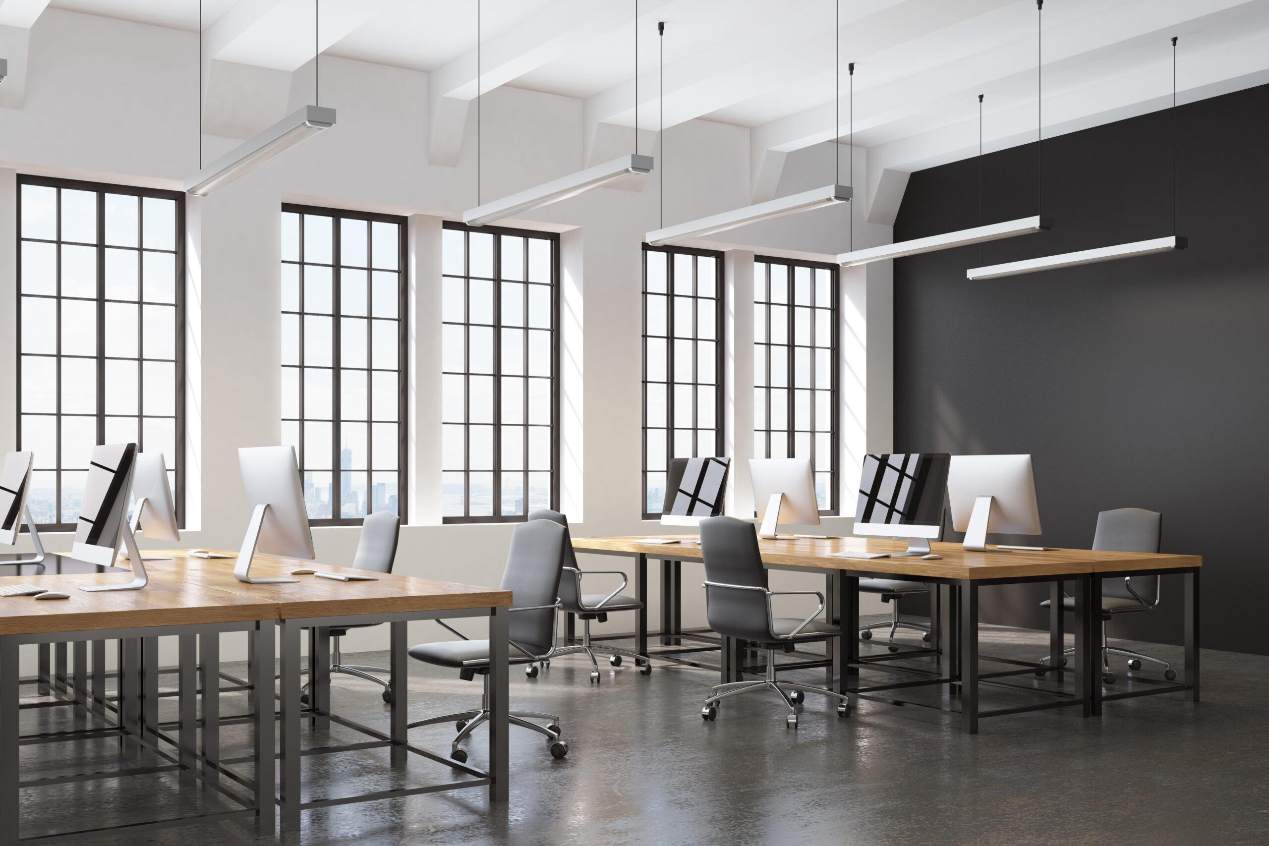 pristine office in san francisco